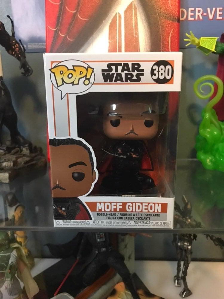Moff Gideon Funko Pop Star Wars