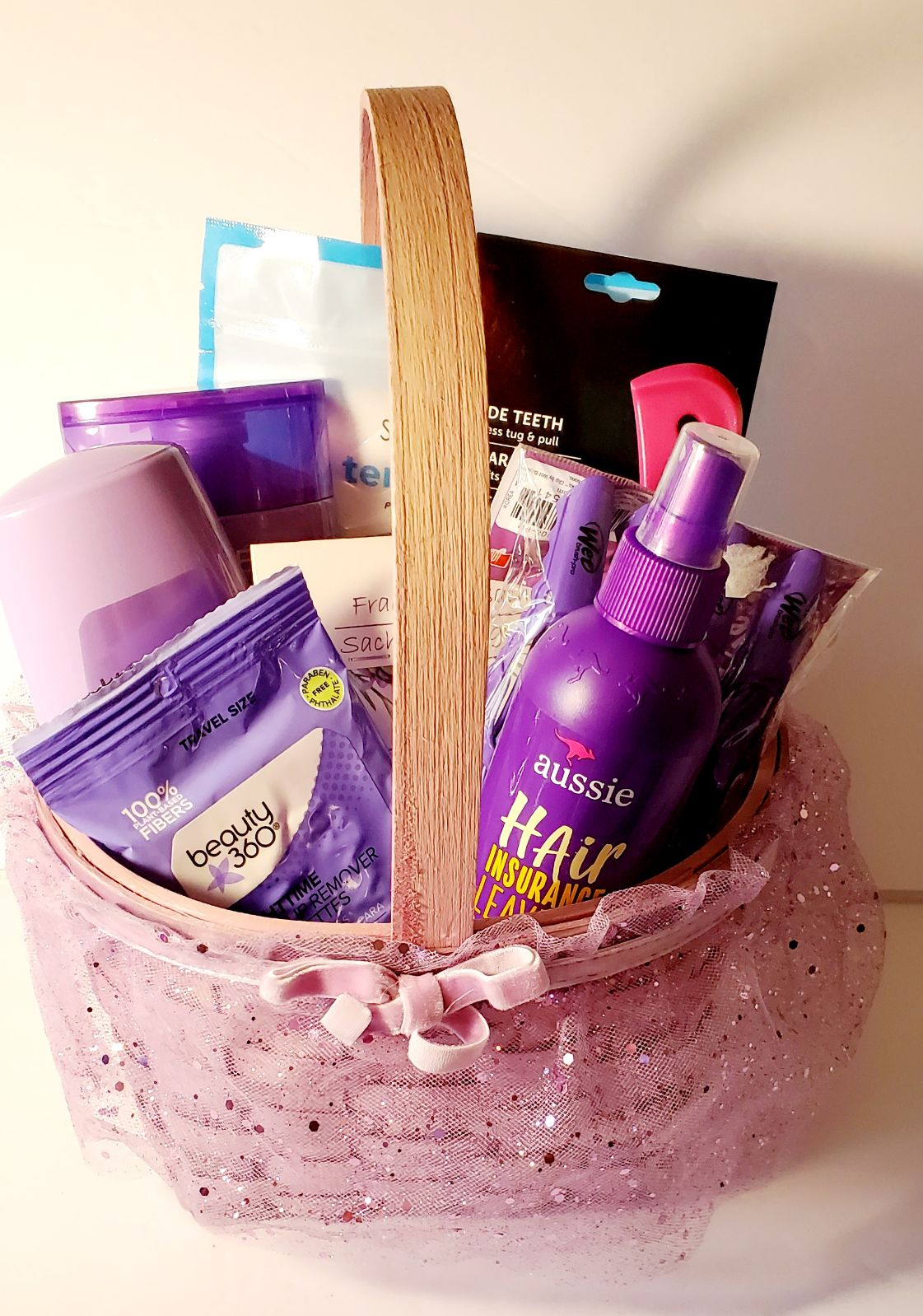 Loreal Hair Products AWESOME basket