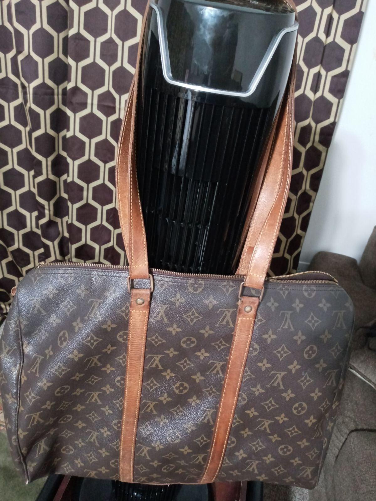 Louis Vuitton Flanerie Bag