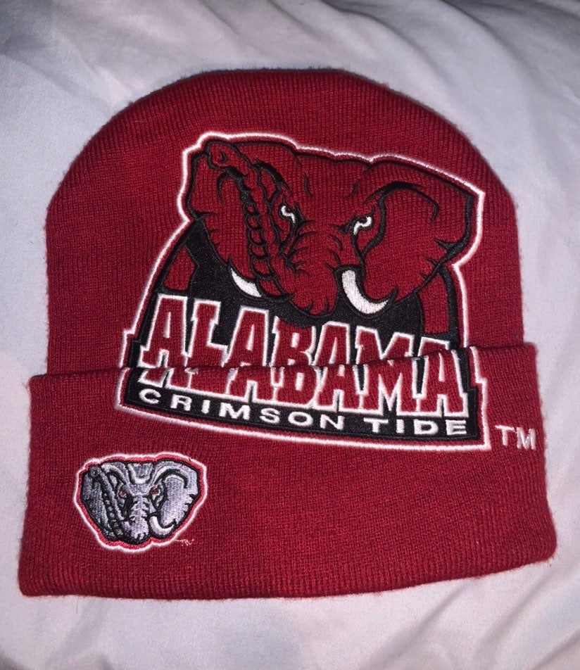 Alabama Big Logo Beanie