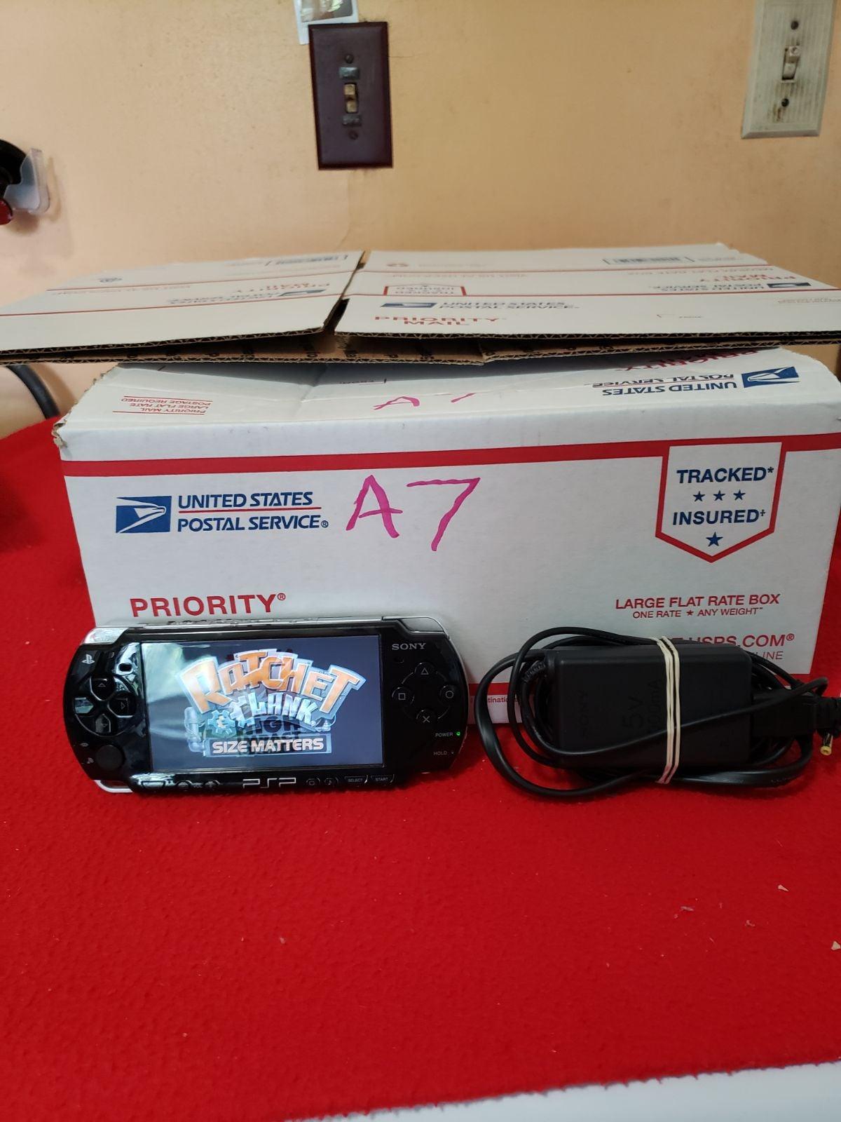 PSP 2001 bundle