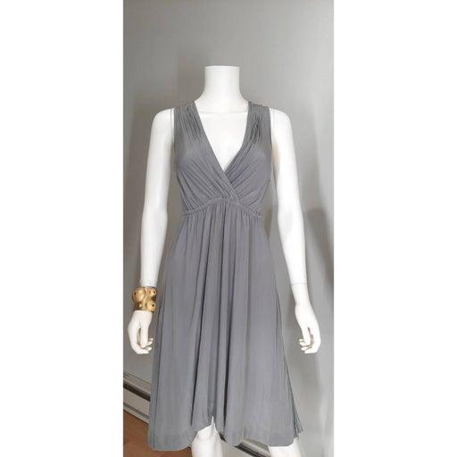 CALYPSO ST. BARTH V-neck A- Line Dress