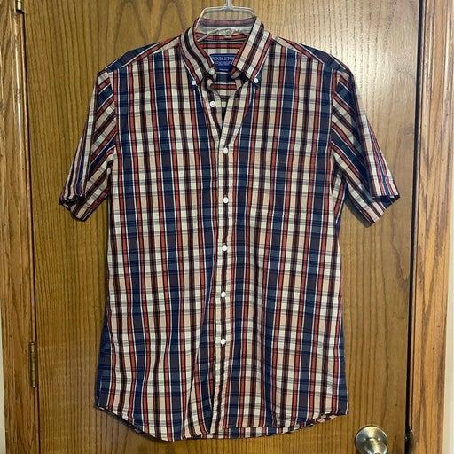 Pendleton plaid button down shirts