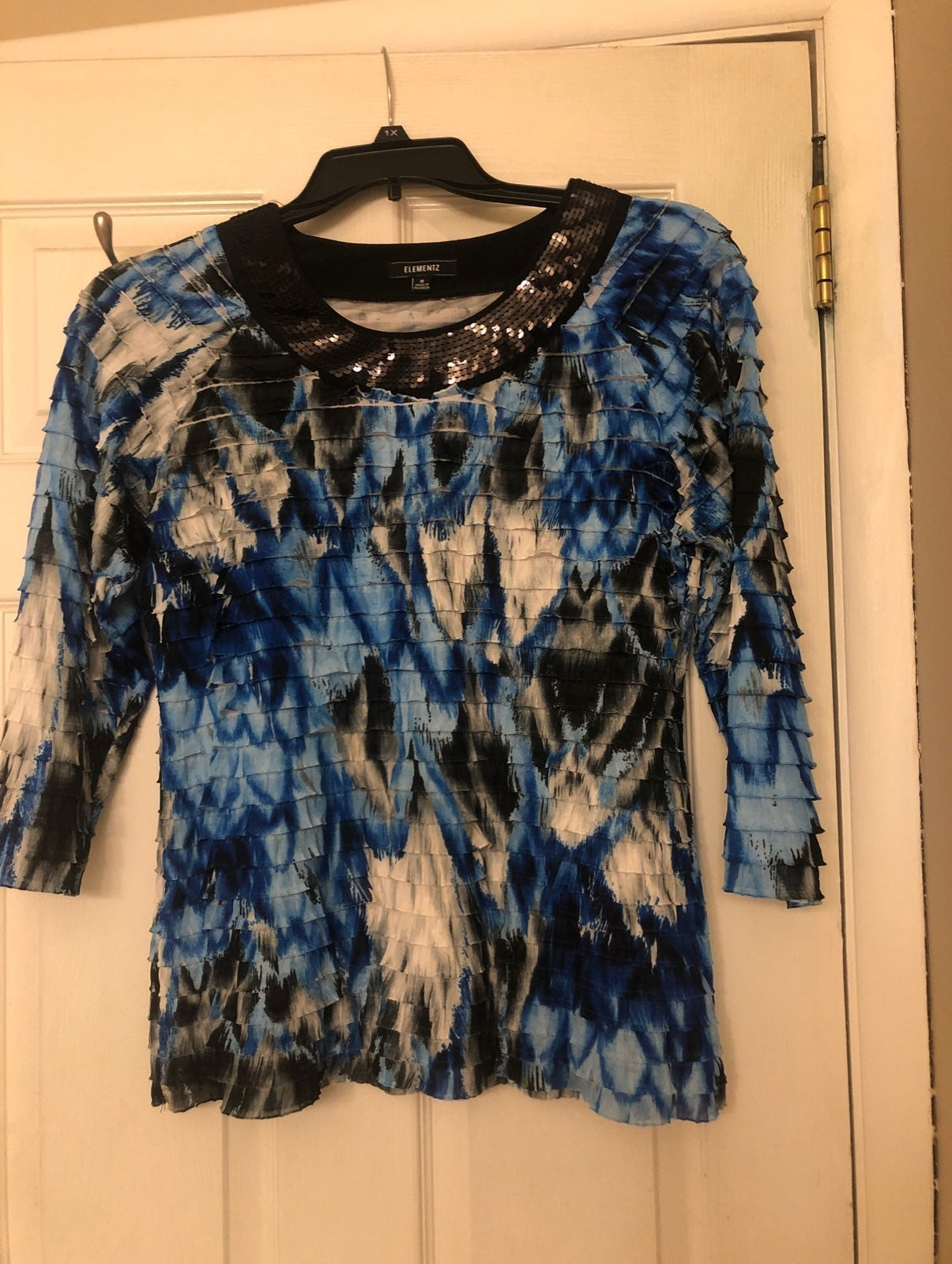 Elementz blouse
