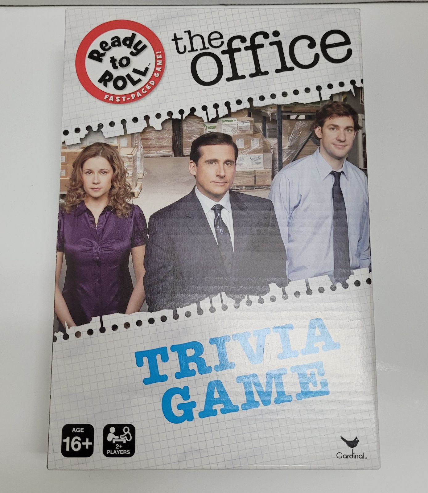 The Office TV Show Trivia Card Game Card