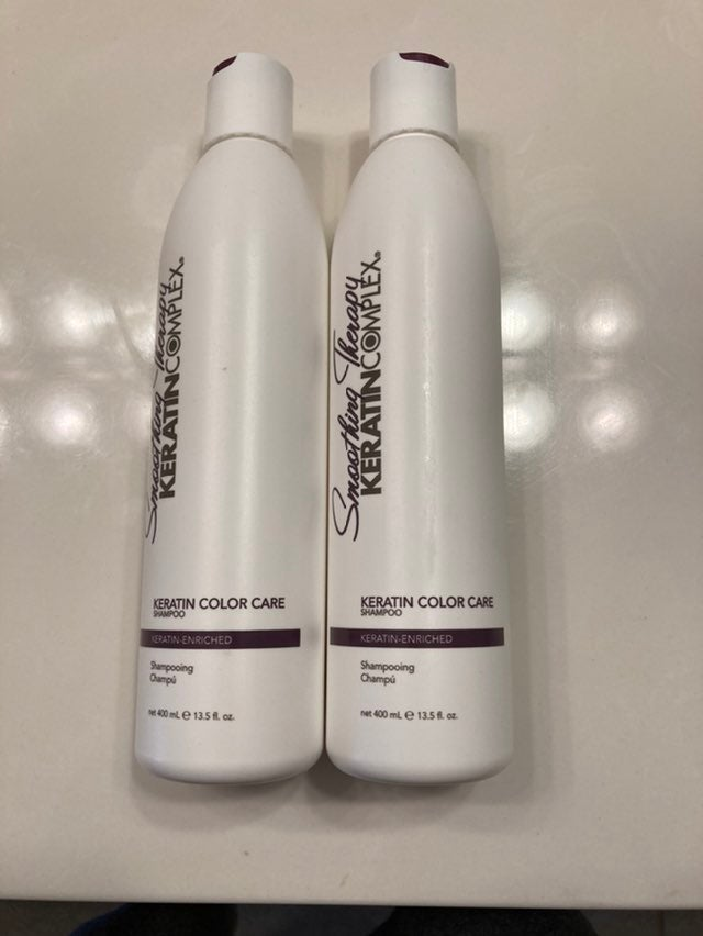 Keratin Complex Smoothing Color Shampoo