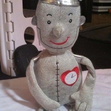 Hallmark's Tin Man Plush