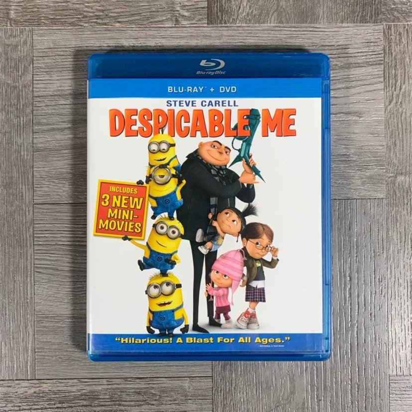 Despicable Me BLU-RAY Chris Renaud(DIR)