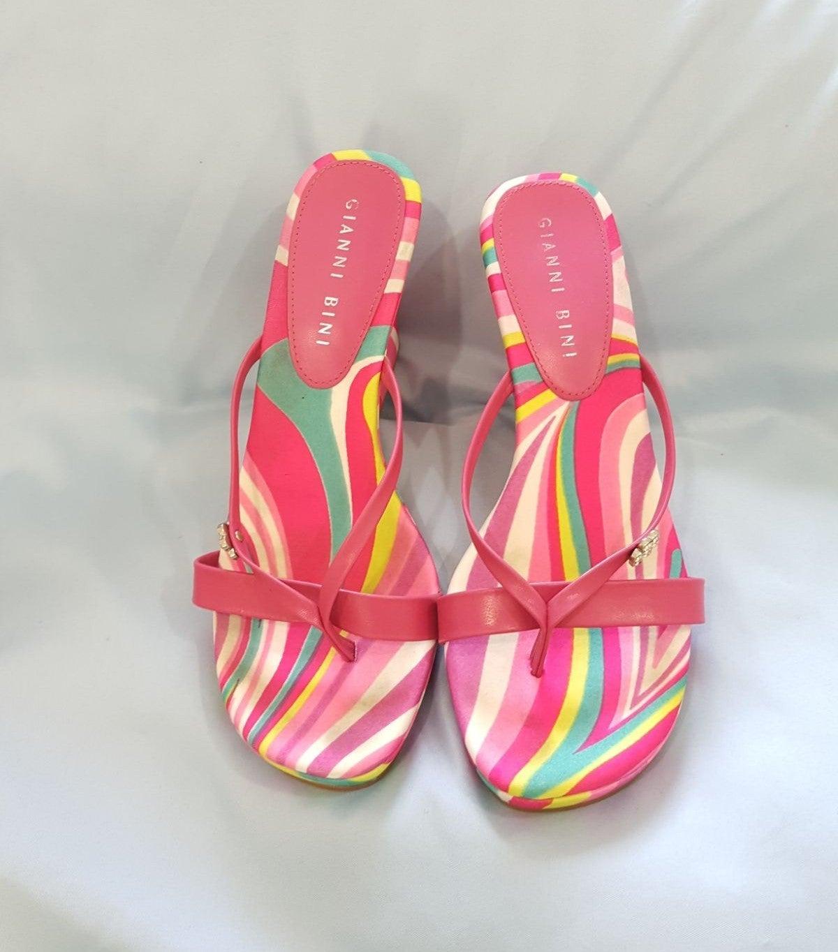 Gianni Bini Sandals Wedge Heel