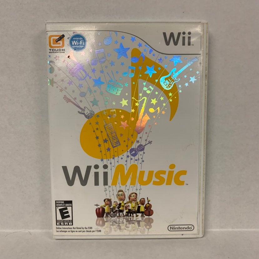 Wii Music on Nintendo Wii