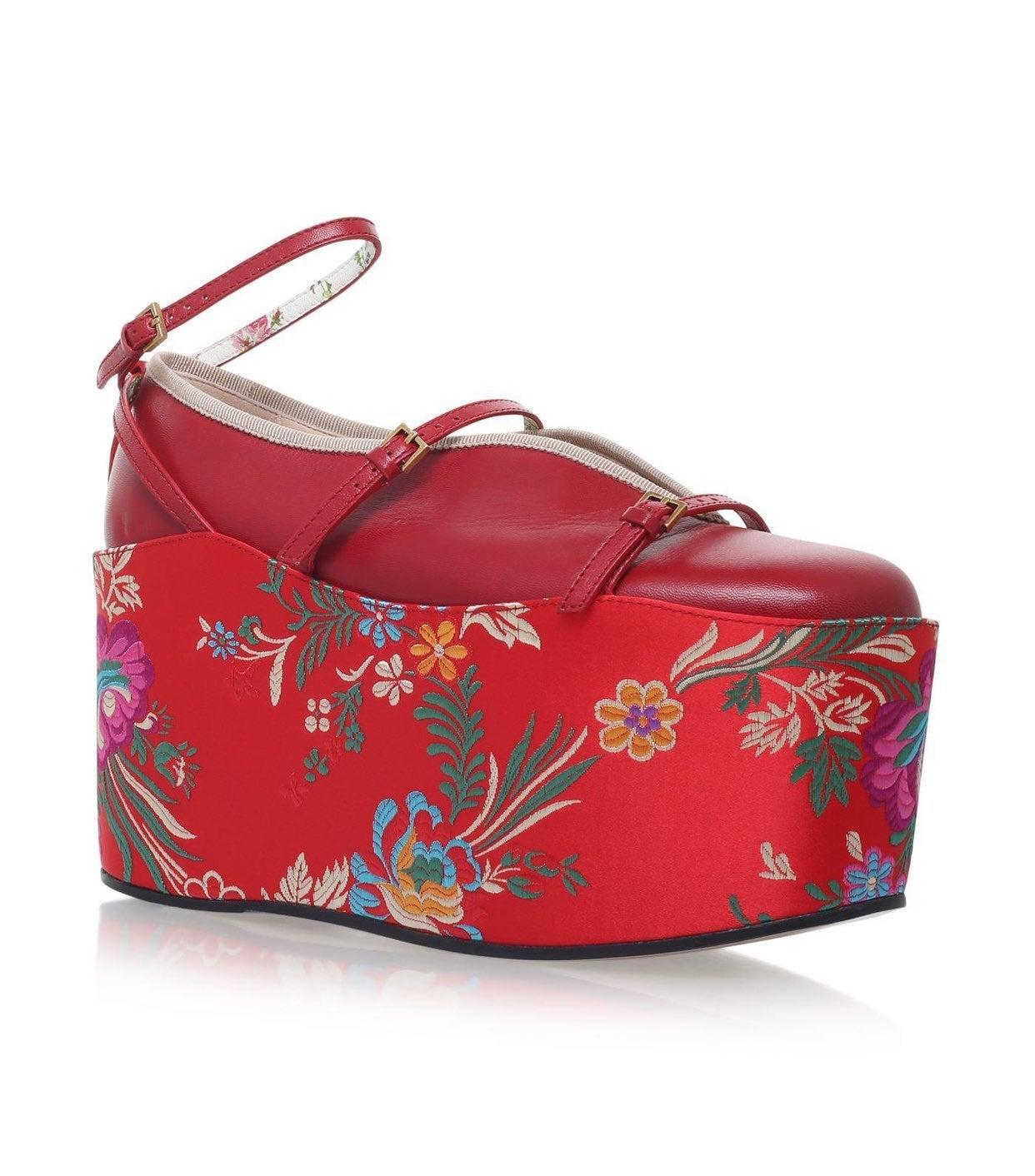 Gucci Platform Shoes | Mercari