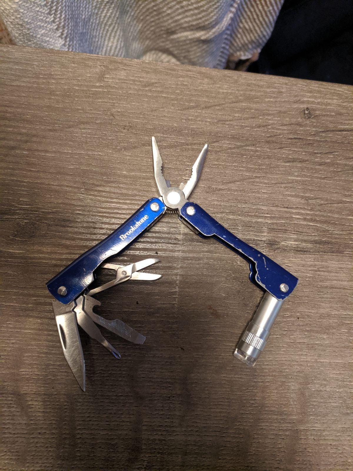 Brookstone Multi Tool