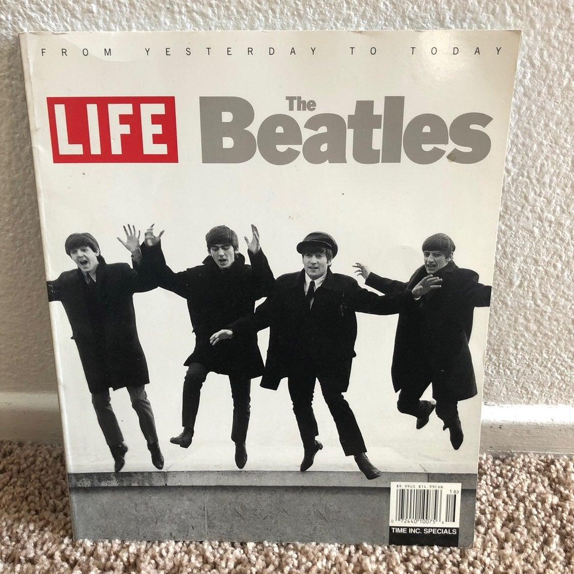 The Beatles LIFE magazine