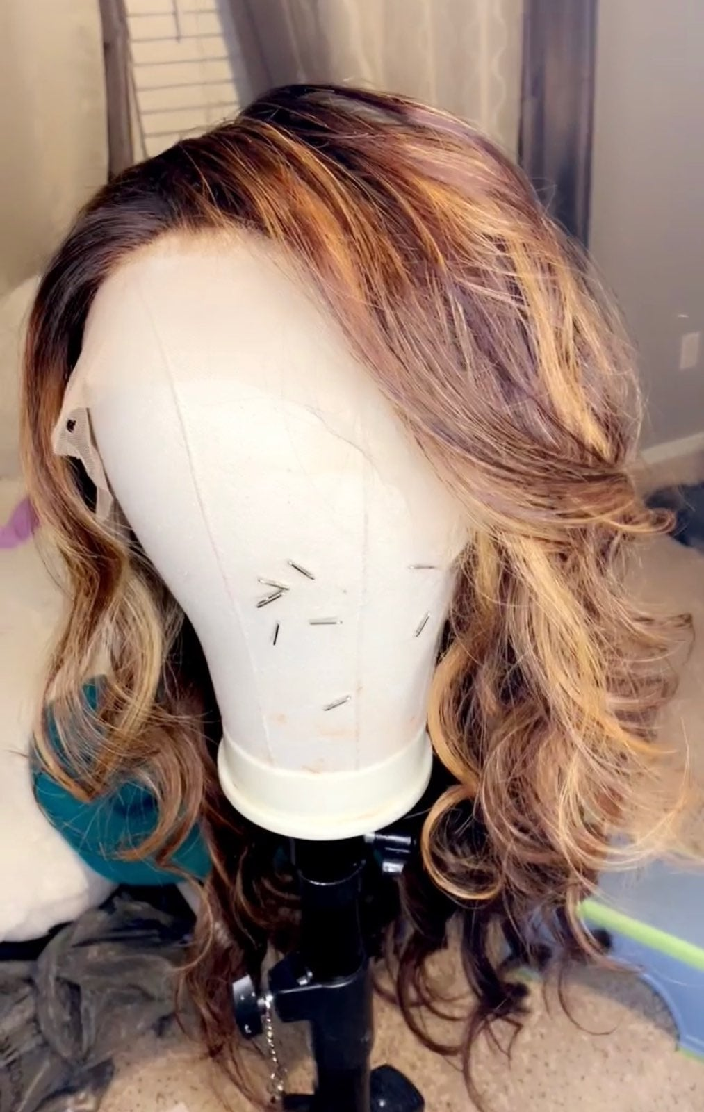 24 Inch 13x6 HD Lace Body Wave Wig