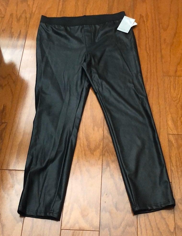 Bagatelle pants shells XL syntetic leath