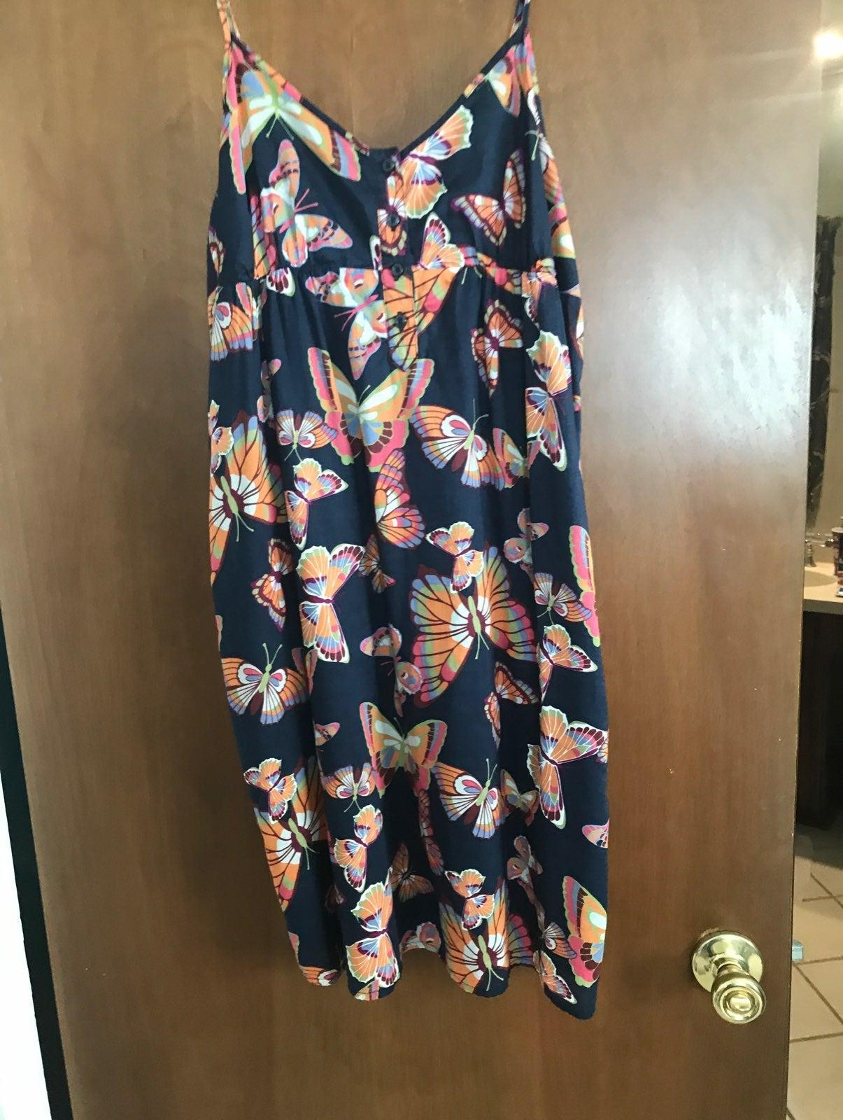 Old navy sun dress sz L
