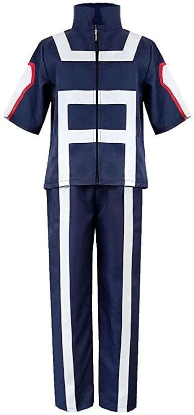 MHA track uniform