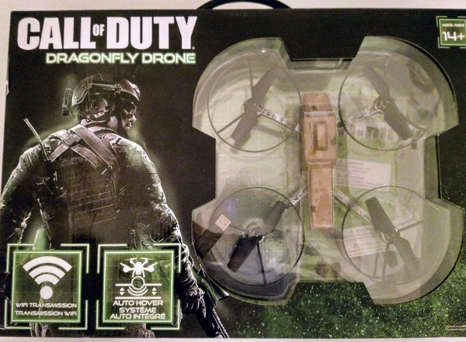 Drone Call of Duty Dragonfly Drone