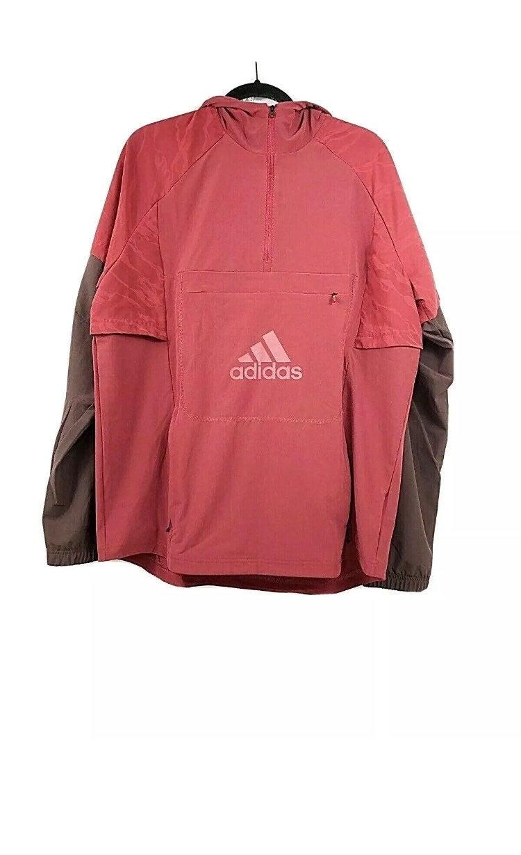 ADIDAS Anorak Windbreaker Jacket Medium