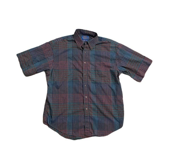 Pendleton Country Traditionals Short Sleeve Men's Size Large