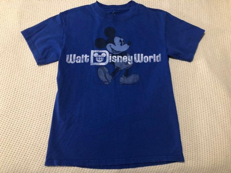 Mickey Mouse Walt Disney World Shirt