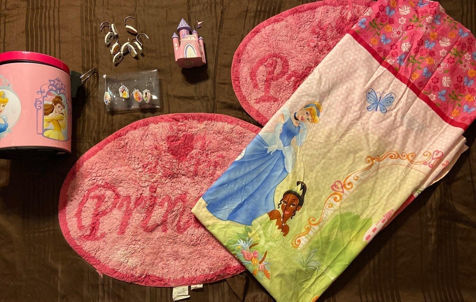 Disney Princess Bathroom Set