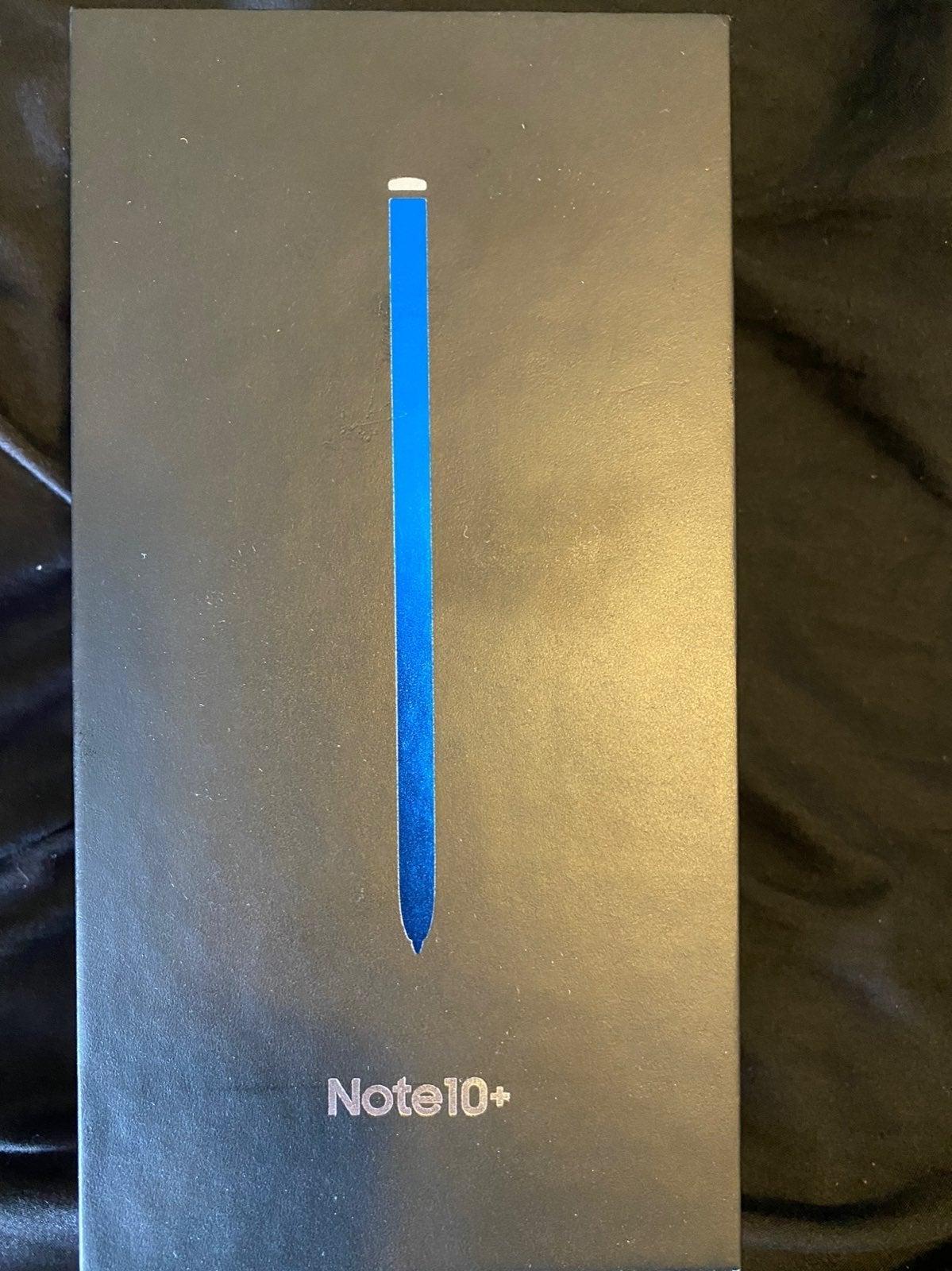 Samsung galaxy note 10+ 256 gig