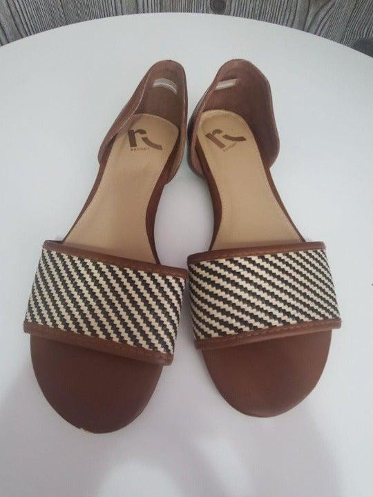 Report Sandal Flats