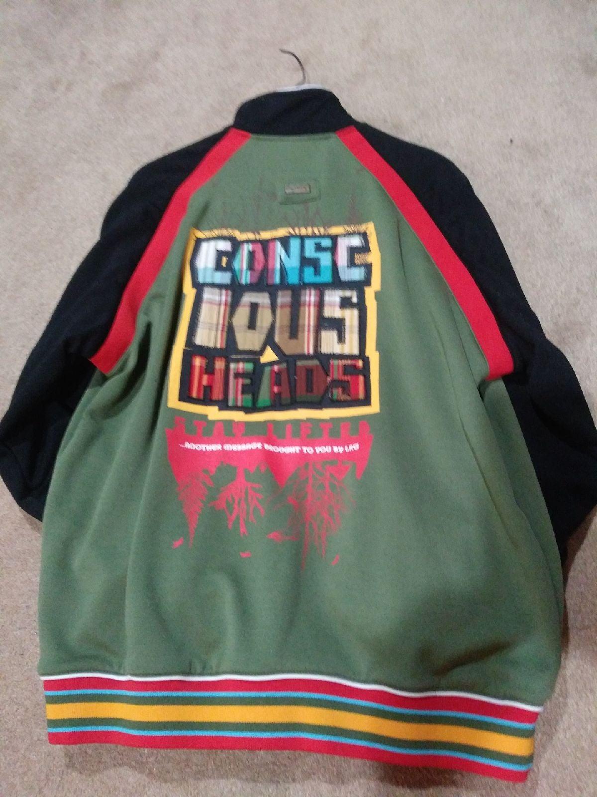 L.R.G. warm-up jacket (vintage)