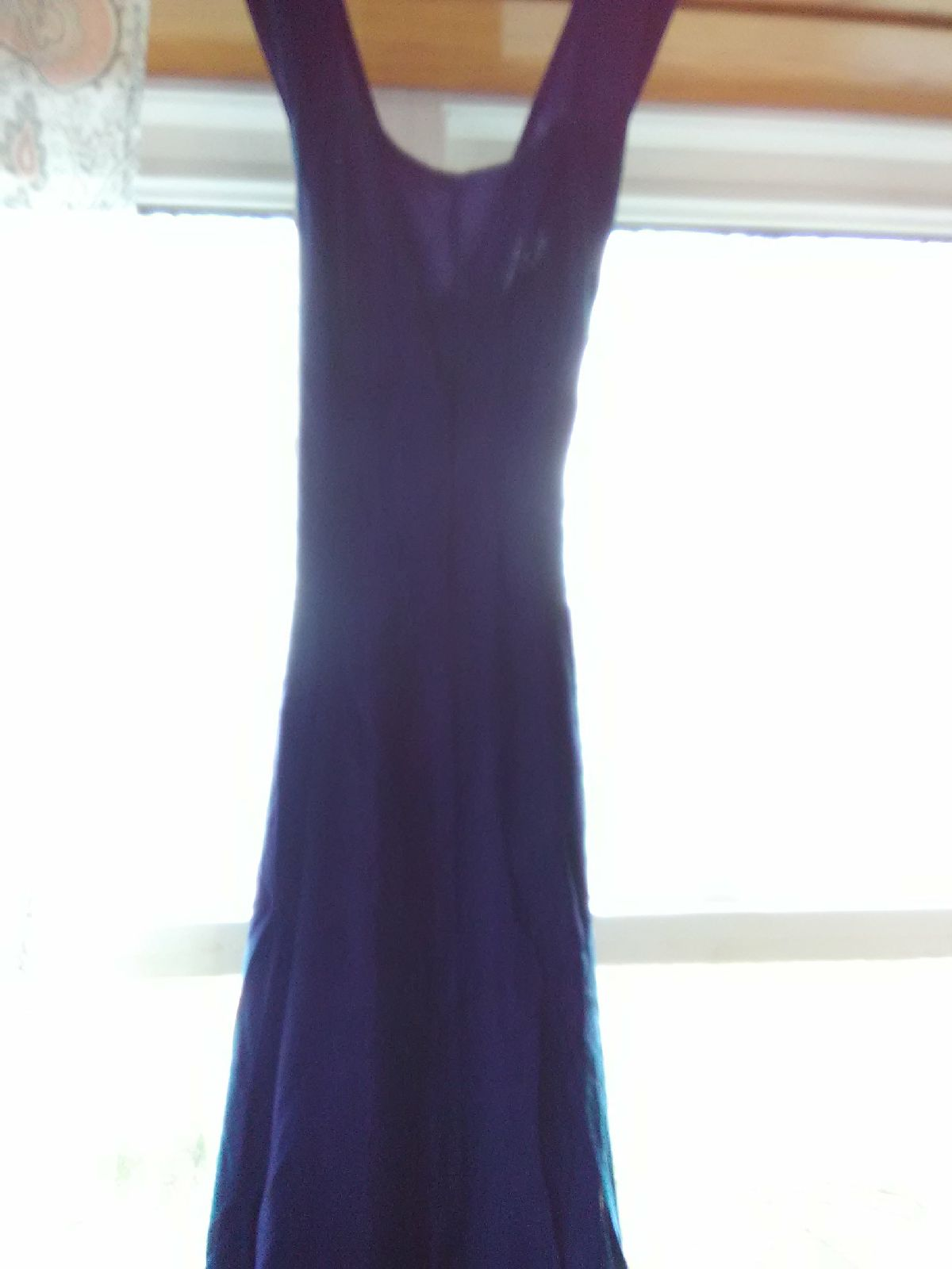 Pretty simple full length gown