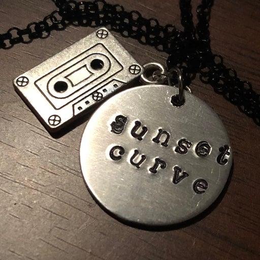Sunset Curve Necklace