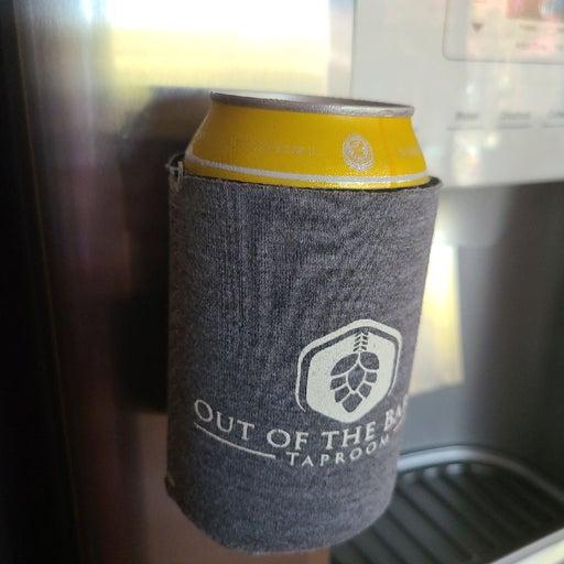 Beer Koozie Lot w/ magnetic beer koozie