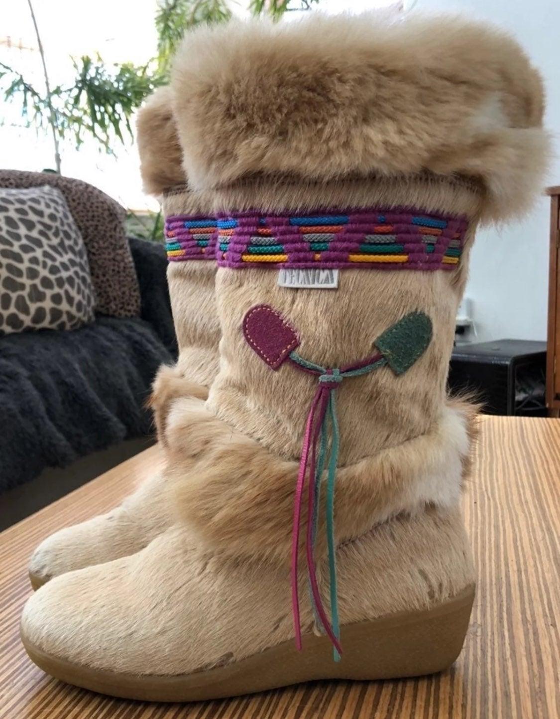 Tecnica  SKANDIA Goat Fur Boots