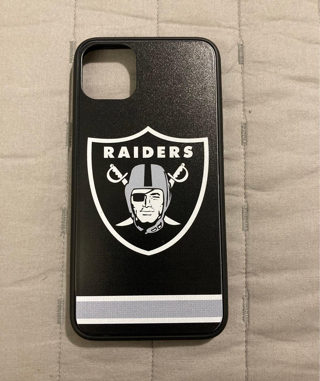 iPhone 11 Pro Max Raiders Case