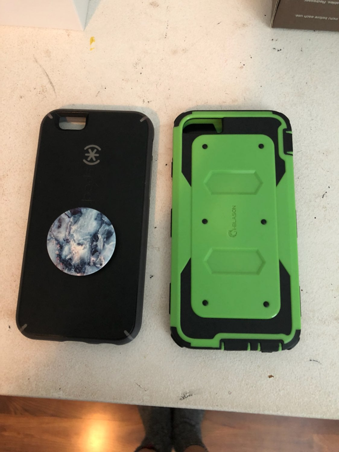 Two Iphone 6 Cases!