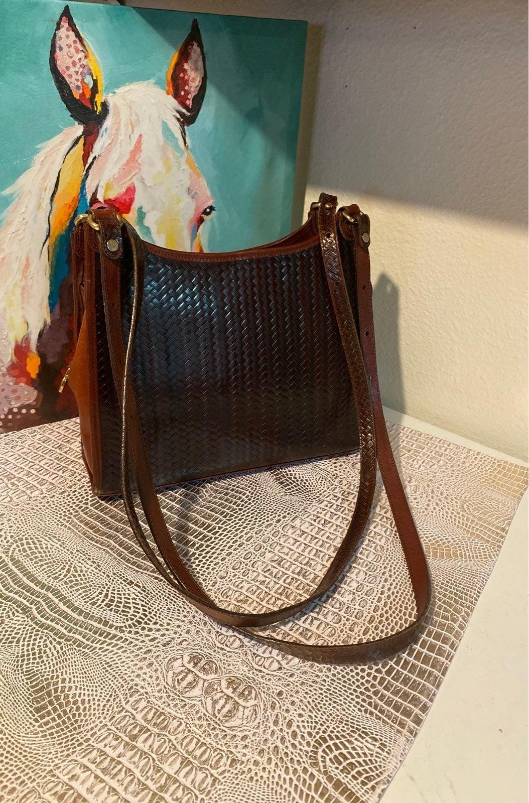 Vintage Brahmin purse