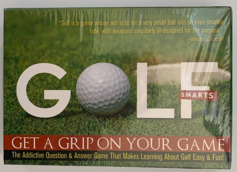 Golf Smarts Get a Grip on Your Game New
