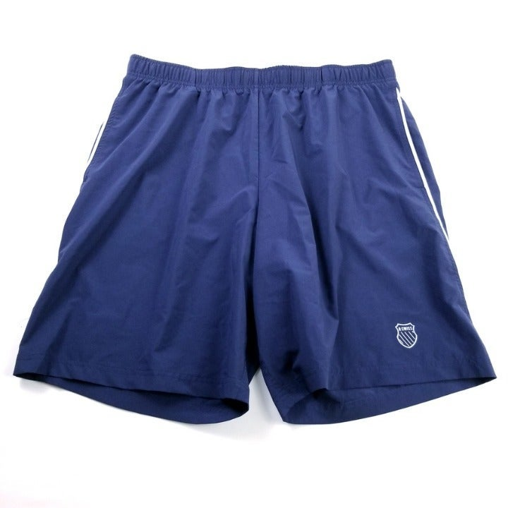 K-Swiss Navy Blue Running Shorts XXL