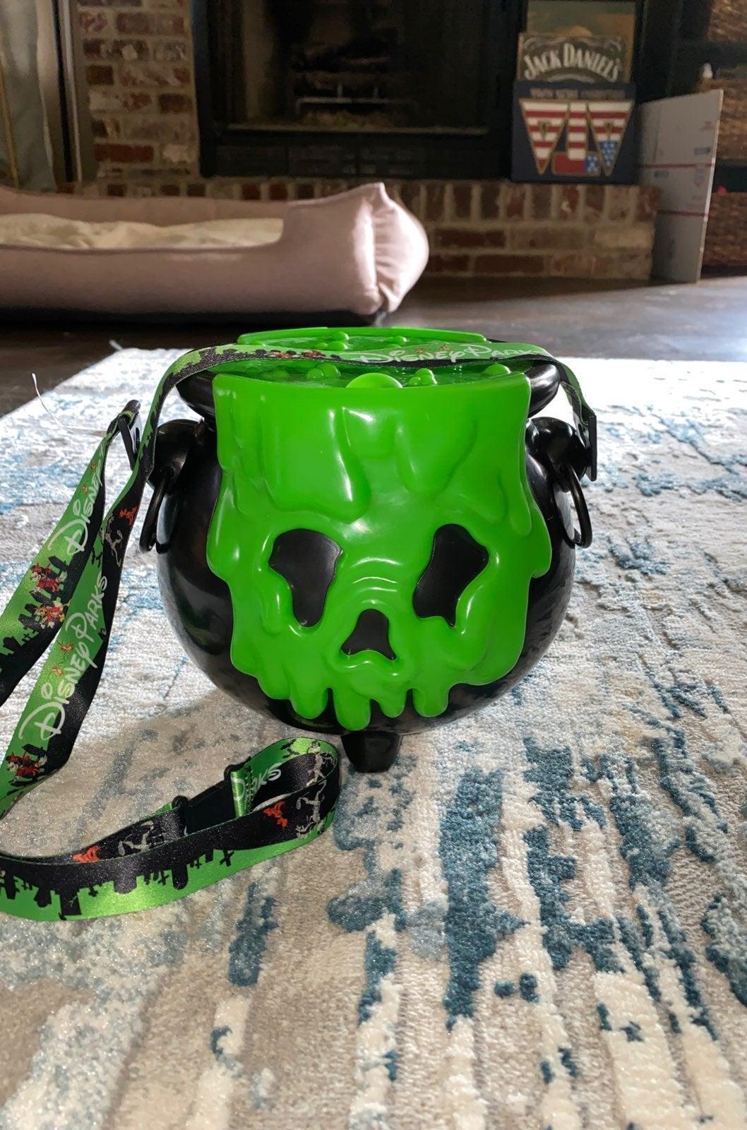 Disney Parks Halloween Popcorn Bucket