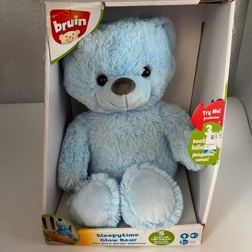 BRUIN Blue Sleepytime Bear Toys R Us