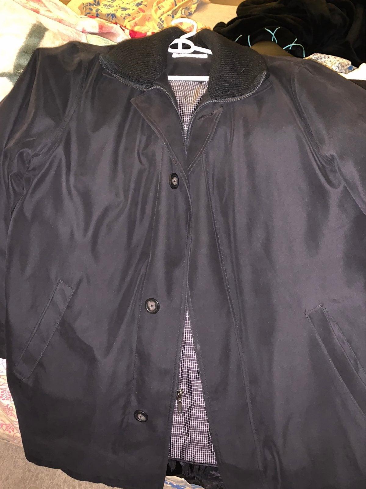 Geoffrey Beene formal overcoat (Size S)