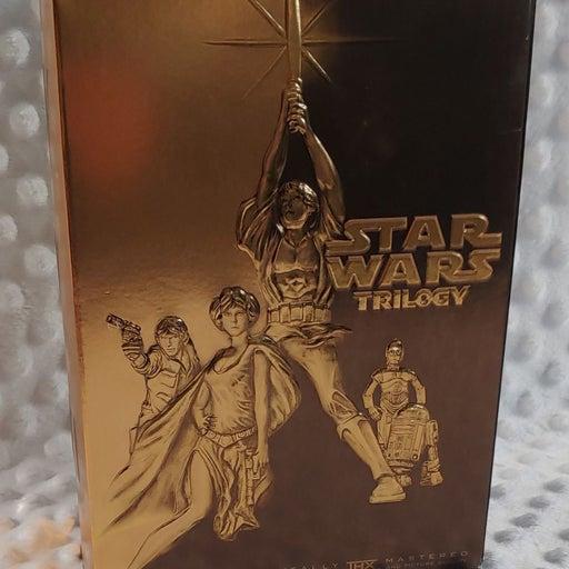 Star Wars Trilogy DVD Set IV, V, VI