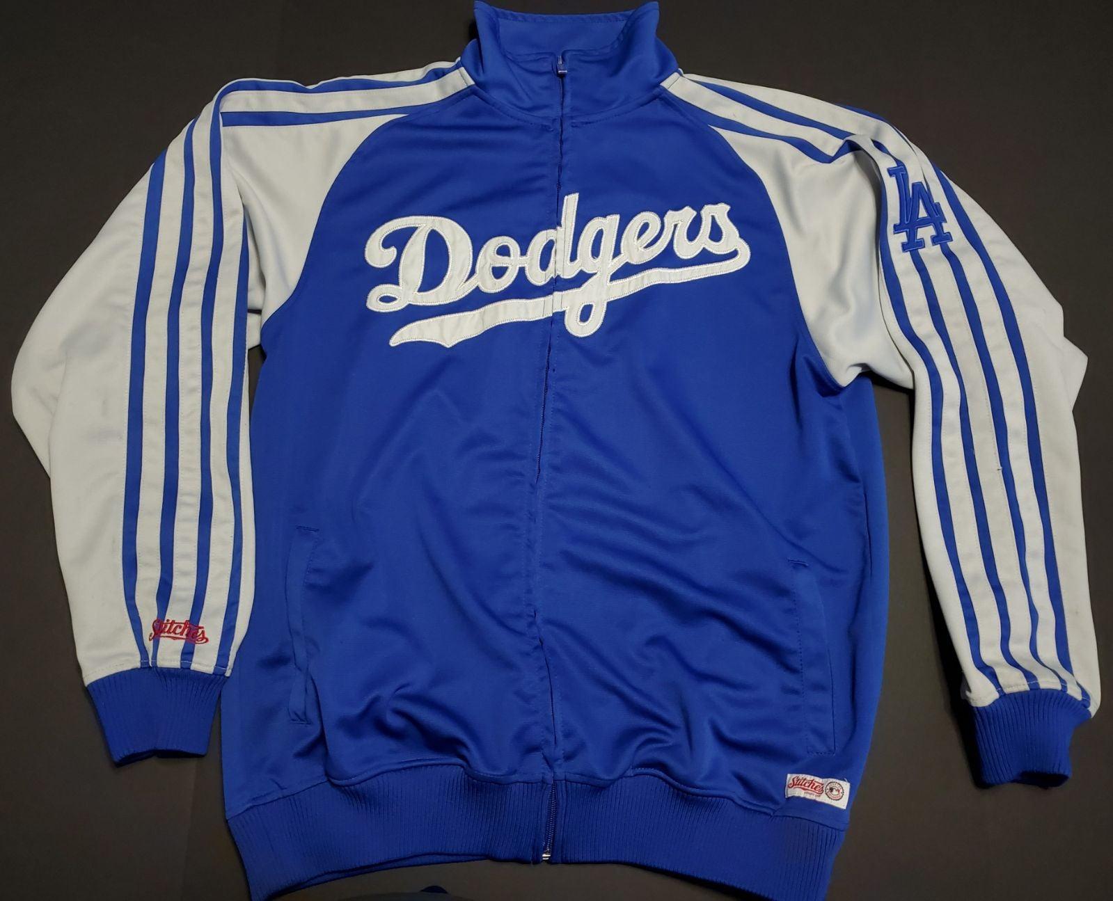 Stitches MLB LA Dodgers Track Jacket XL