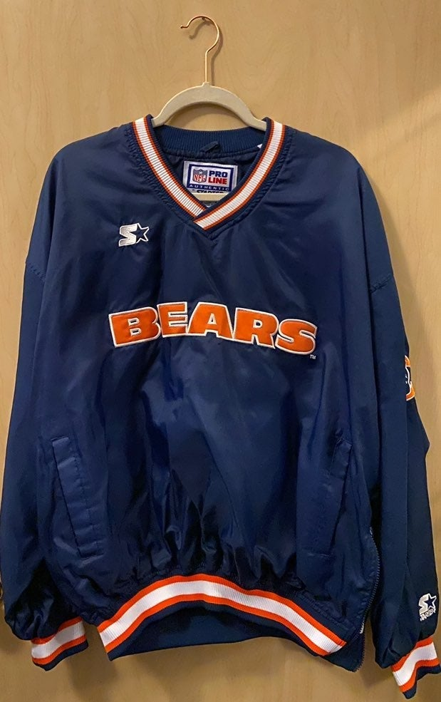 Bears windbreaker