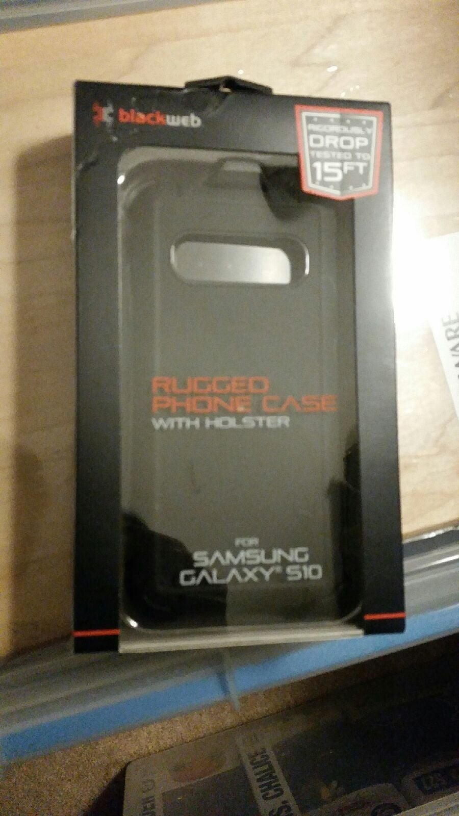 Rugged phone case for Samsung Galaxy S10