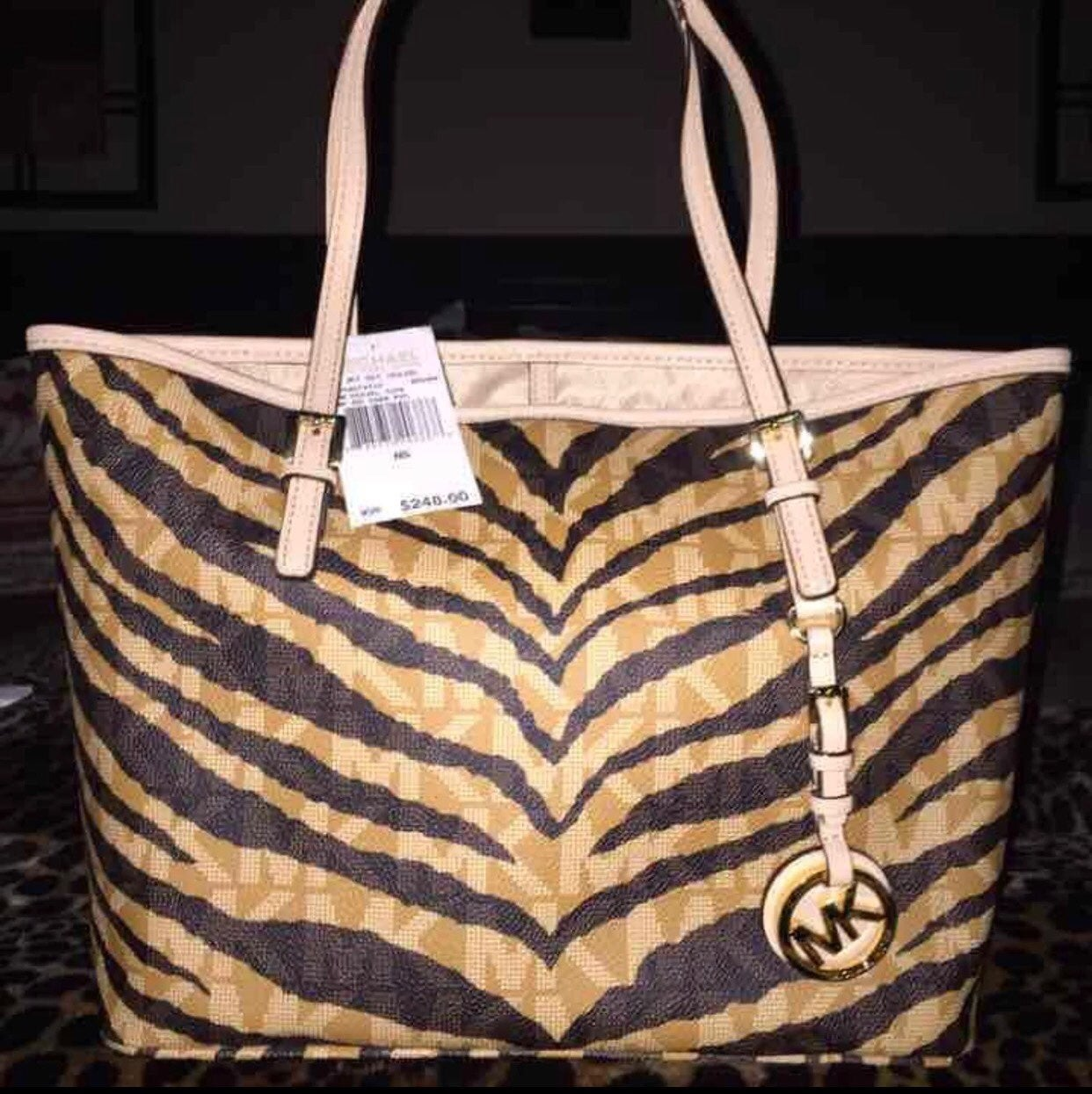 Michael Kors Handbag NEW Purse MK