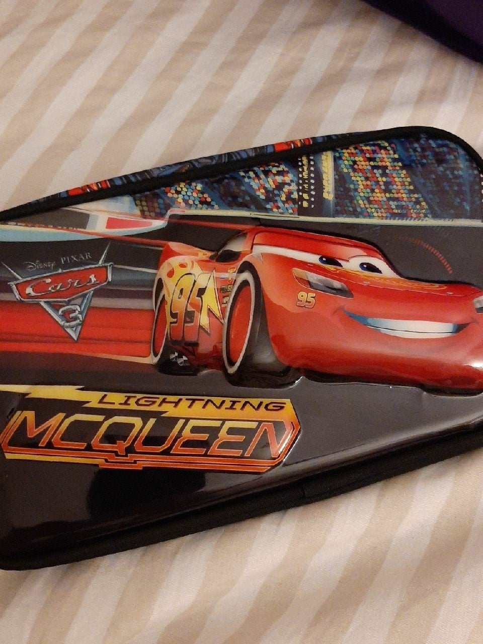 Cars lightning macqueen pencil case