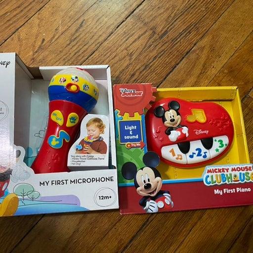 Disney Junior Mickey Mouse set