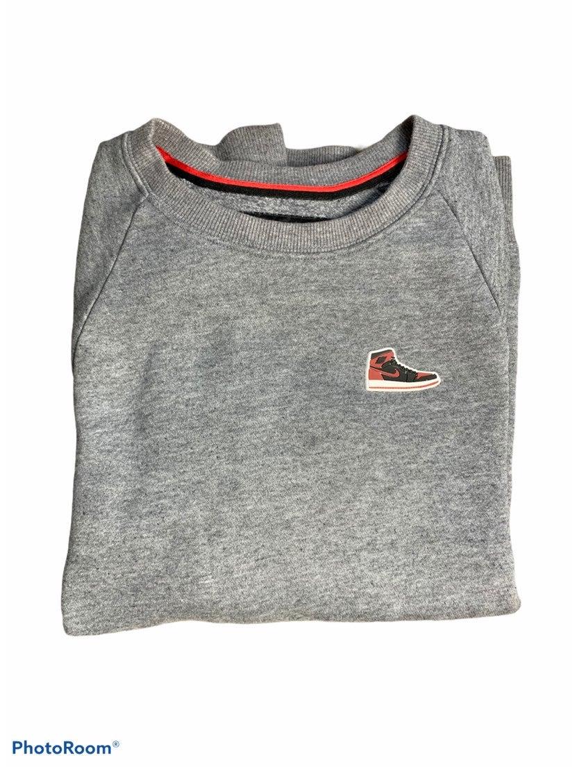 Boys Jordan Crewneck Sweater