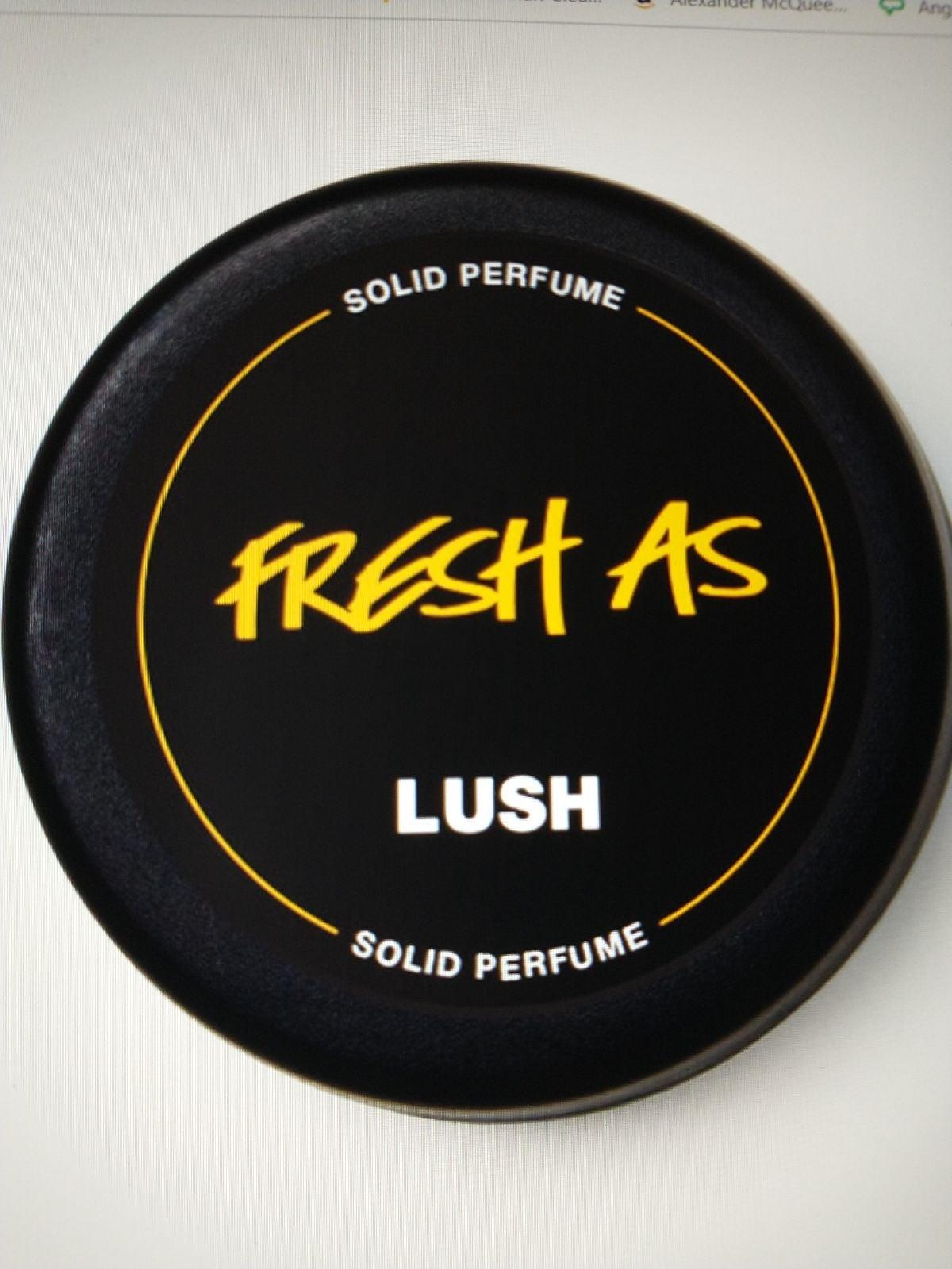 Lush fresh as